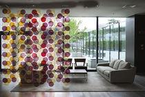 Séparateur d'espace en verre de Murano / résidentiel / professionnel