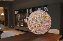 Sculpture en métal / en verre de Murano / professionnelle