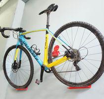 Appui-vélo en acier