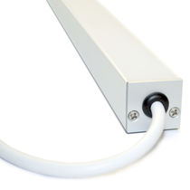 Profil éclairant encastrable / de sol / à LED / système d'éclairage modulaire