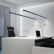 Lampe suspension / contemporaine / en aluminium / en polycarbonate