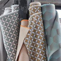 Tissu d'ameublement / pour rideaux / à motif géométrique / en Sunbrella®