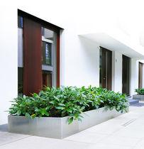 Bordure de jardin / en aluminium / linéaire