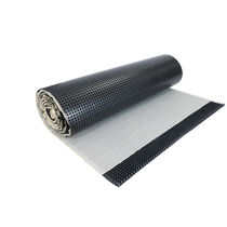 Nappe drainante en polypropylène / de drainage