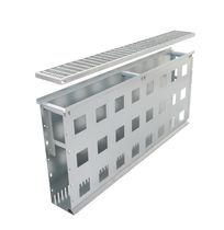 Caniveau de terrasse / de façade / en inox / en acier galvanisé