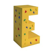 Mur d'escalade fixe / pour aire de jeux