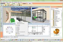 Logiciel CAO / d'architecture / pour structure béton / 3D