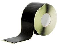 Membrane d'étanchéité en caoutchouc butyle / en polyoléfine / pour toiture métallique / pour conduit