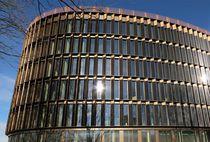 Panneau photovoltaïque monocristallin / flexible / pour façade / BIPV
