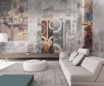 Papiers peints contemporains / en tissu / en vinyle / motifs urbains