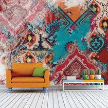 Papiers peints contemporains / en tissu / en vinyle / à motifs