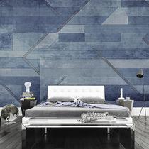 Papiers peints contemporains / en tissu / en vinyle / géométriques