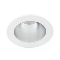 Downlight encastré / à LED / rond / en acier
