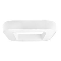 Luminaire apparent / à LED / fluorescent / rectangulaire