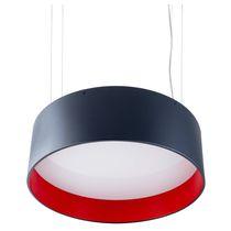 Luminaire suspendu / à LED / fluorescent / rond