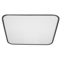Downlight encastré / à LED / fluocompact / carré