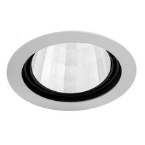 Spot encastrable au plafond / à LED / halogène / rond