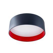 Luminaire apparent / à LED / fluorescent / rond