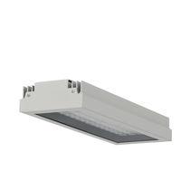 Luminaire suspendu / à LED / linéaire / en acier