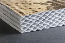 Isolant thermo-acoustique / en polyéthylène PE / pour mur / pour toiture