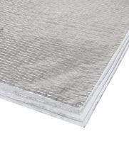 Isolant thermique / en laine minérale / pour toiture / en rouleau