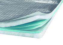 Isolant thermique / en ouate de cellulose / pour toiture / pour comble