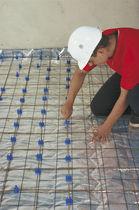 Isolant thermo-acoustique / en polyéthylène / pour chauffage au sol / en rouleau