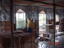 Isolant thermo-acoustique / pour plafond / pour mur / pour plancher