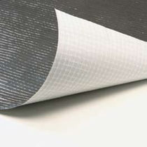 Isolant thermique / en rouleau / en polyoléfine / réflecteur