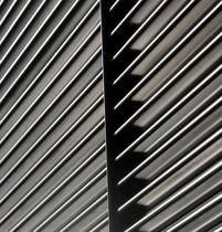 Bardage en acier / en acier inoxydable / en acier galvanisé / en zinc-aluminium