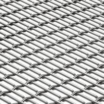 Maille métallique pour façade / pour brise-soleil / pour mur / en inox