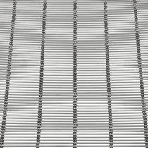 Grille métallique pour agencement intérieur / en acier inoxydable / à maillage long / à maillage serré