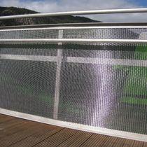 Garde-corps en métal / à barreaux / d'extérieur / pour terrasse