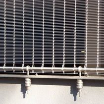Système de fixation en métal / pour bardage de façade / pour mur-rideau / pour mur