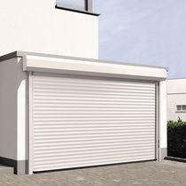 Portes de garage enroulables / en aluminium / automatiques / isolantes