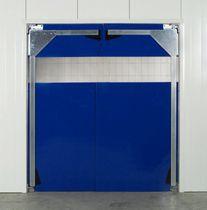 Porte industrielle souple à lanières / en acier inoxydable / en PVC / en tissu