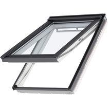Fenêtre de toit à projection / en bois / en aluminium / à double vitrage