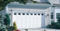 Portes de garage sectionnelles / en acier / automatiques