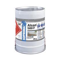 Membrane d'étanchéité en résine / en polyuréthane / pour toiture-terrasse / liquide