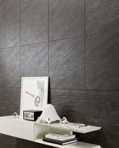 Carrelage mural / en grès cérame / mat / aspect pierre