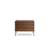 Commode contemporaine / en bois