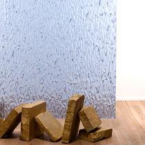 Panneau décoratif en résine / mural / texturé / écolabel Greenguard®