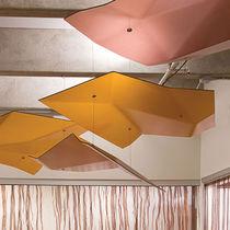 Faux-plafond en résine / en panneaux / décoratif / tridimensionnel