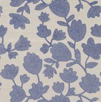 Tissu d'ameublement / pour rideaux / pour store enrouleur / à fleurs