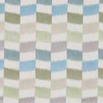 Tissu d'ameublement / pour rideaux / pour store enrouleur / à carreaux