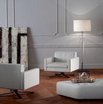 Lampe sur pied / contemporaine / en verre de Murano / par Jean-Marie Massaud