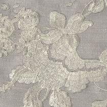 Tissu pour rideaux / à fleurs / en viscose / en soie