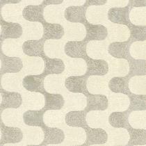 Tissu d'ameublement / à motif / en lin / en viscose