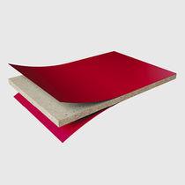 Panneau décoratif mélaminé / MDF / de particules de bois / pour meuble