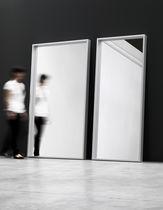 Miroir mural / psyché / contemporain / rectangulaire
